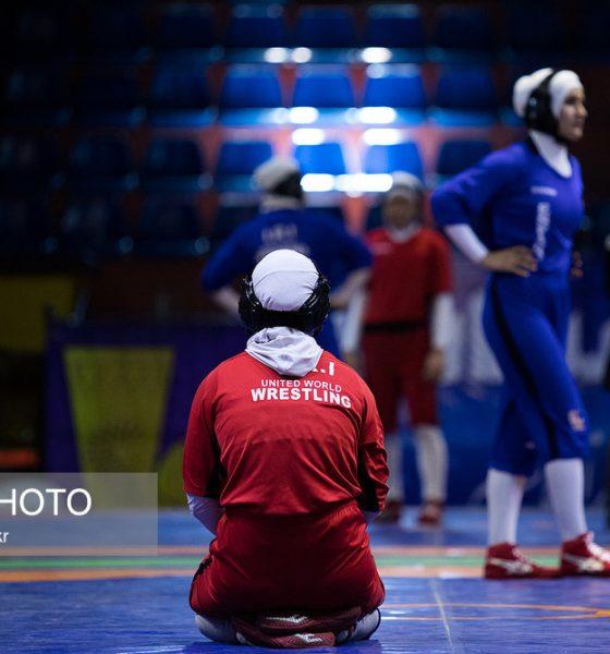 57754039 560x600 اعزام دختران کشتی گیر به مسابقات جهانی هنرهای رزمی در هاله ای از ابهام