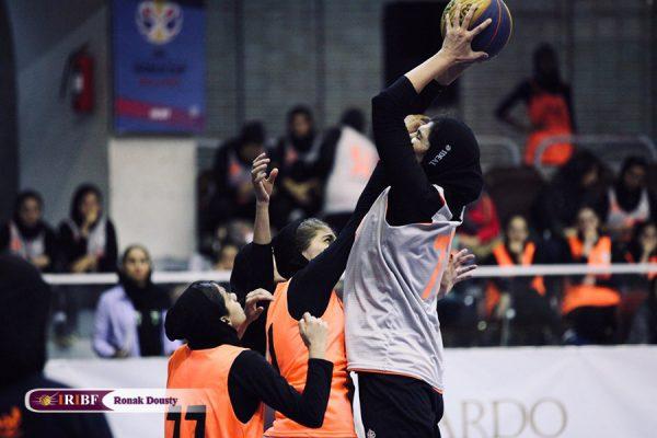 6 copy8 600x400 گزارش تصویری| رقابت های بسکتبال سه نفره بانوان در تالار بسکتبال آزادی