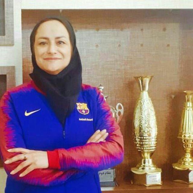 امانی:لیگ فوتسال ایران بهترین لیگ منطقه است  آرامش مالی باشد تیم ها بهتر نتیجه می گیرند