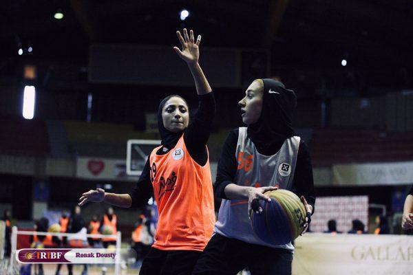 7 copy9 600x400 گزارش تصویری| رقابت های بسکتبال سه نفره بانوان در تالار بسکتبال آزادی