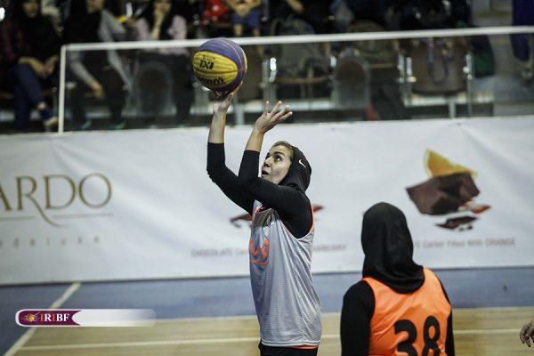 8 copy10 600x400 گزارش تصویری| رقابت های بسکتبال سه نفره بانوان در تالار بسکتبال آزادی