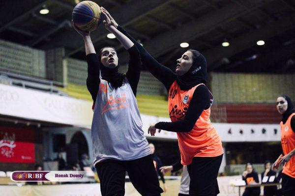 8 copy9 600x400 گزارش تصویری| رقابت های بسکتبال سه نفره بانوان در تالار بسکتبال آزادی