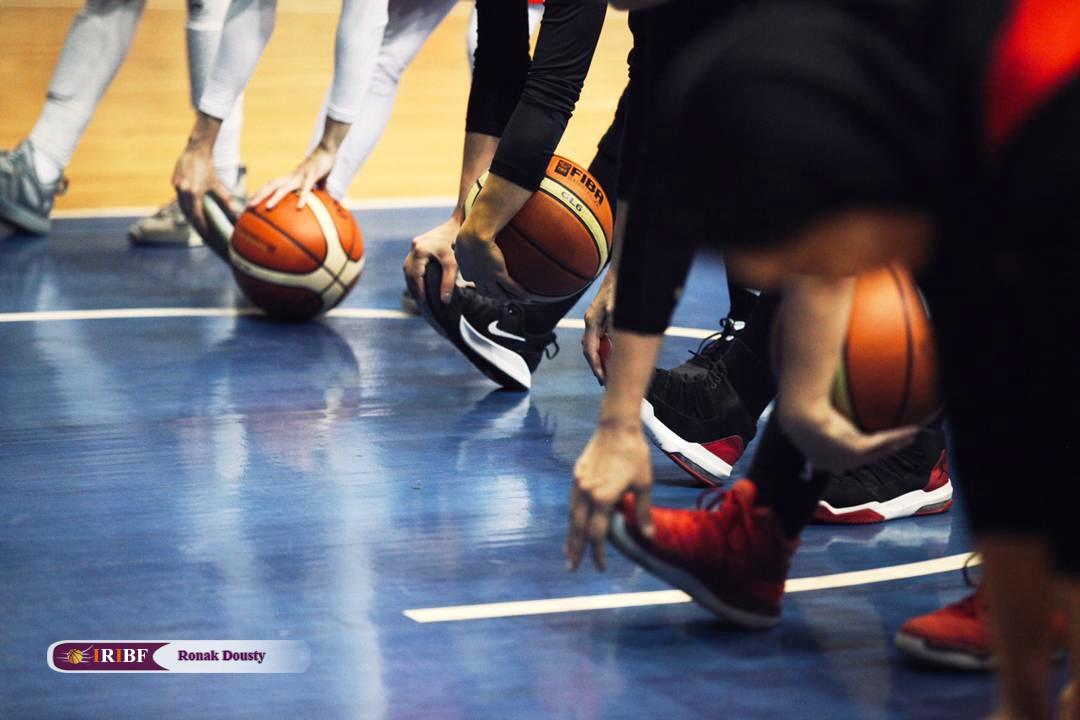 8978634 گزارش تصویری|تمرینات آماده سازی تیم ملی بسکتبال 5 نفره زنان