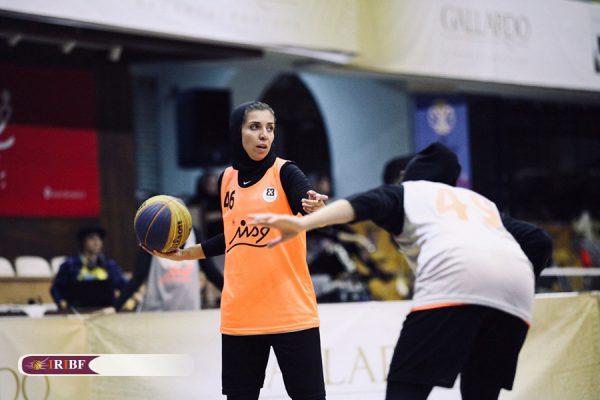 9 copy6 600x400 گزارش تصویری| رقابت های بسکتبال سه نفره بانوان در تالار بسکتبال آزادی