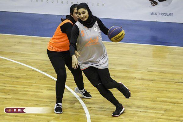 9 copy7 600x400 گزارش تصویری| رقابت های بسکتبال سه نفره بانوان در تالار بسکتبال آزادی