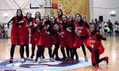 Untitled 400x240 تاریخ سازی دختران بسکتبالیست با کسب اولین مدال بعد از انقلاب|مدال برنز غرب آسیا به ایران رسید