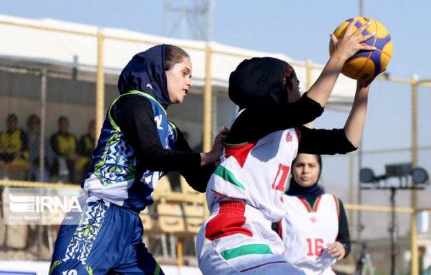 basketball womens championship98051207 625x400 گزارش تصویری | رقابتهای بسکتبال سه نفره زیر ۲۳ سال کشور در سنندج