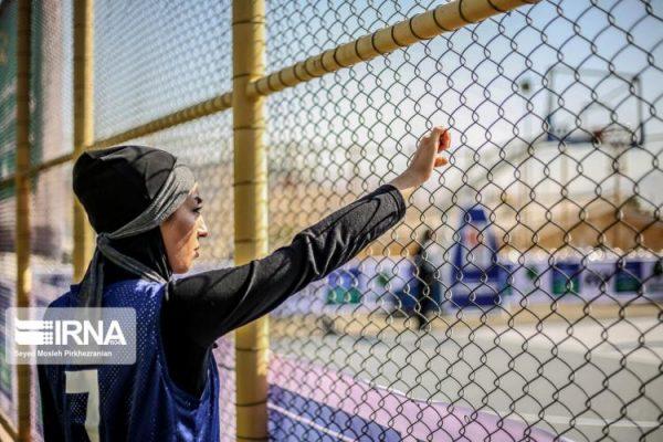 basketball womens championship98051209 600x400 گزارش تصویری | رقابتهای بسکتبال سه نفره زیر ۲۳ سال کشور در سنندج