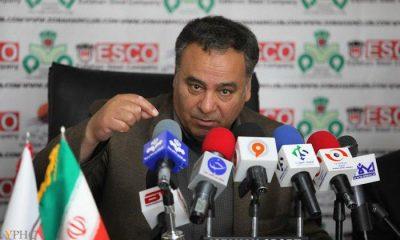 احمد جمشیدی ذوب آهن 400x240 جمشیدی: پشتیبان تیمهای بانوان ذوب آهن هستیم | در ذوب آهن اخلاق اولویت اول است