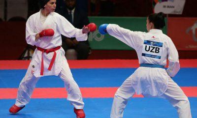 رزیتا علیپور 3 400x240 آغاز کار تیم ملی در لیگ کاراته وان اسپانیا | شام آخر شاگردان خوش قدم در سال 2019
