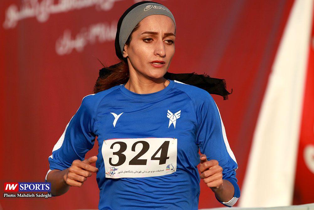 روز اول مرحله سوم دو و میدانی بانوان باشگاه های کشور پریسا عرب 1000x667 گزارش تصویری | روز اول مرحله سوم مسابقات دو و میدانی باشگاههای کشور
