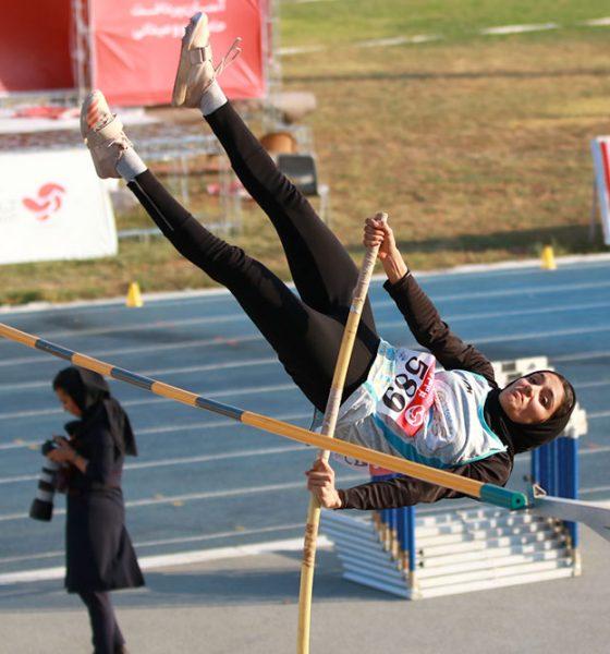 روز اول مرحله سوم دو و میدانی بانوان باشگاه های کشور 11 560x600 تصاویر منتخب سال ۹۸ ورزش زنان ایران – قسمت سوم