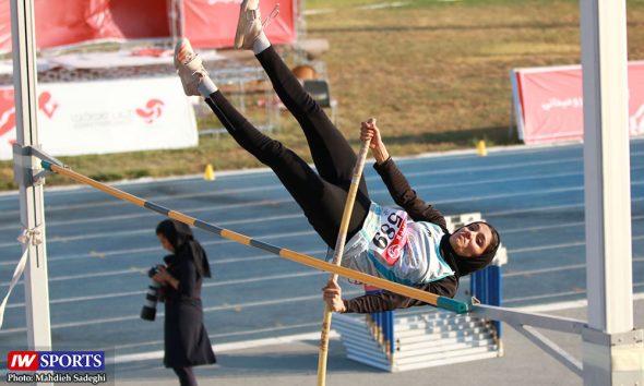 روز اول مرحله سوم دو و میدانی بانوان باشگاه های کشور 11 590x354 تصاویر منتخب سال ۹۸ ورزش زنان ایران – قسمت سوم