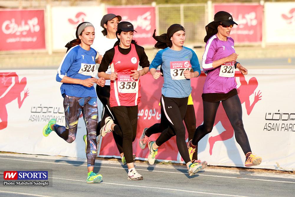 فهرست برترین دختران دو و میدانی کار ایران اعلام شد