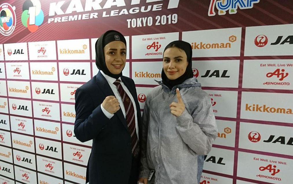 کاراته وان توکیو | سارا بهمنیار صاحب مدال طلا شد ؛ مزد صبوری