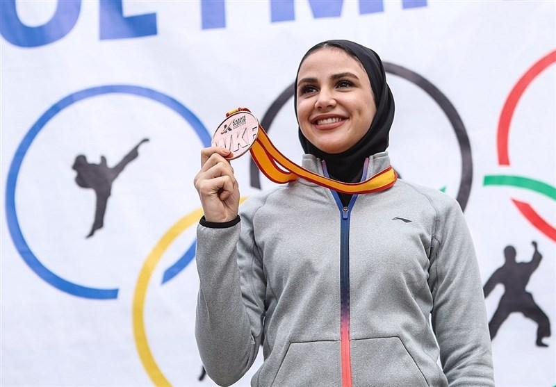 سارا بهمنیار و کسب مدال در لیگ جهانی کاراته آینده کاراته بانوان ایران ؛ سمانه خوش قدم و آغاز دوران نوسازی