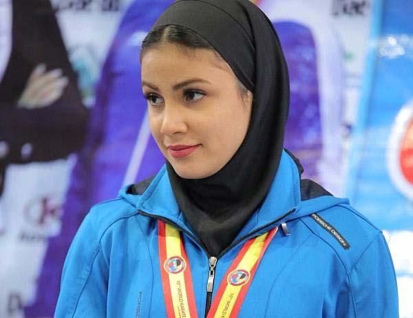 لیگ جهانی کاراته مسکو | مدال طلا بر گردن بهمنیار ؛ سارا متوقف شدنی نیست