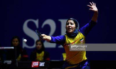 فاطمه جمالی فر در مسابقات تنیس روی میز قهرمانی آسیا 7 400x240 گزارش تصویری | فاطمه جمالی فر در مسابقات تنیس روی میز قهرمانی آسیا