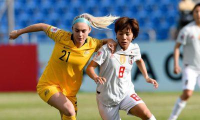 فوتبال زنان استرالیا و ژاپن 400x240 مسابقات فوتبال زنان باشگاههای آسیا راه اندازی میشود