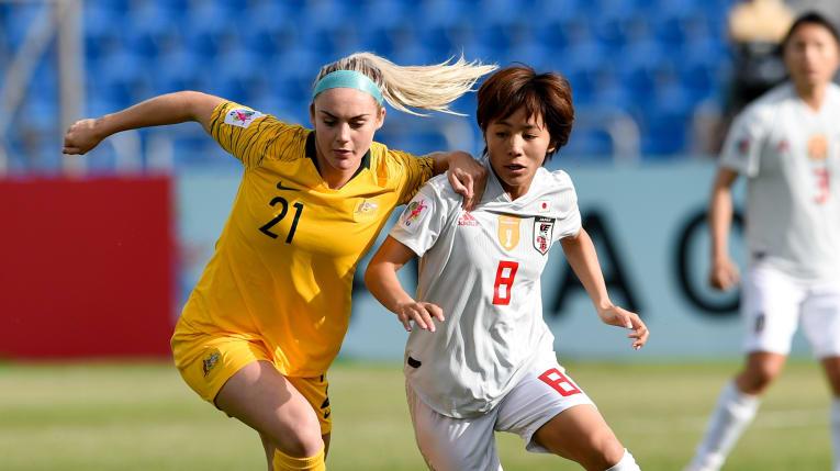 فوتبال زنان استرالیا و ژاپن مسابقات فوتبال زنان باشگاههای آسیا راه اندازی میشود