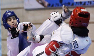 ناهید کیانی 400x240 انتخابی تیم ملی تکواندو | روز زیبای غزل سلطانی و شکست غیر منتظره ناهید کیانی