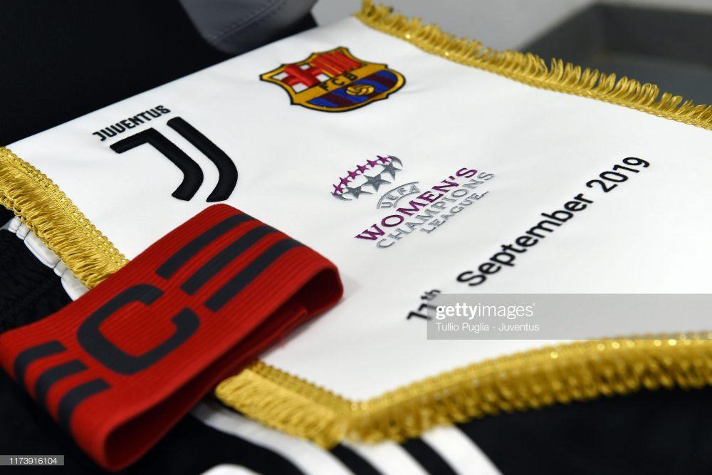 یوونتوس بارسلونا فوتبال زنان لیگ قهرمانان اروپا 8 1000x667 گزارش تصویری   دیدار تیمهای یوونتوس و بارسلونا در لیگ قهرمانان زنان