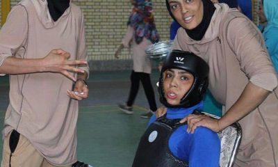 01431271 1 400x240 شکست سهیلا در آخرین گام از انتخابی تیم ملی   رویای خواهران منصوریان رنگ باخت!