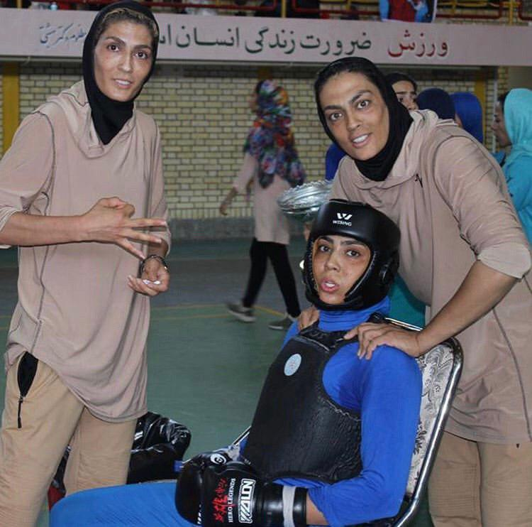 01431271 1 شکست سهیلا در آخرین گام از انتخابی تیم ملی | رویای خواهران منصوریان رنگ باخت!