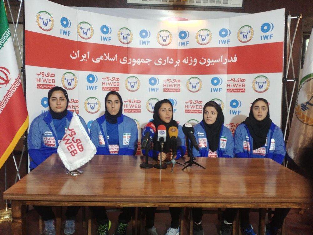 توضیحات سرمربی تیم ملی درباره باجلانی | افق دید وزنه برداری زنان المپیک پاریس است