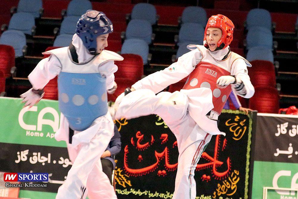 بازگشت کیمیا علیزاده 10 1000x667 گزارش تصویری | روز بازگشت کیمیا علیزاده با طعم پیروزی و مصدومیت