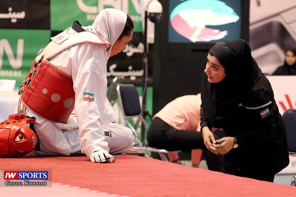 بازگشت کیمیا علیزاده 14 1000x667 گزارش تصویری | روز بازگشت کیمیا علیزاده با طعم پیروزی و مصدومیت