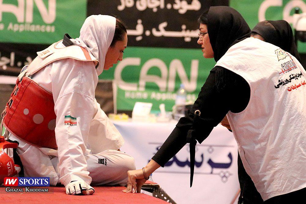 بازگشت کیمیا علیزاده 15 1000x667 گزارش تصویری | روز بازگشت کیمیا علیزاده با طعم پیروزی و مصدومیت