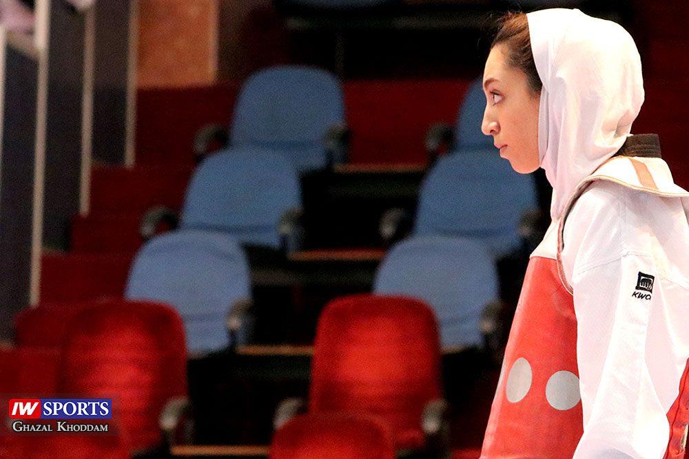 بازگشت کیمیا علیزاده 8 1000x667 گزارش تصویری | روز بازگشت کیمیا علیزاده با طعم پیروزی و مصدومیت