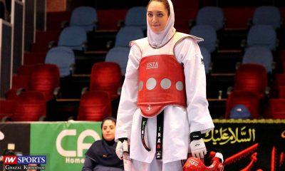 بازگشت کیمیا علیزاده 9 400x240 گزارش تصویری | روز بازگشت کیمیا علیزاده با طعم پیروزی و مصدومیت