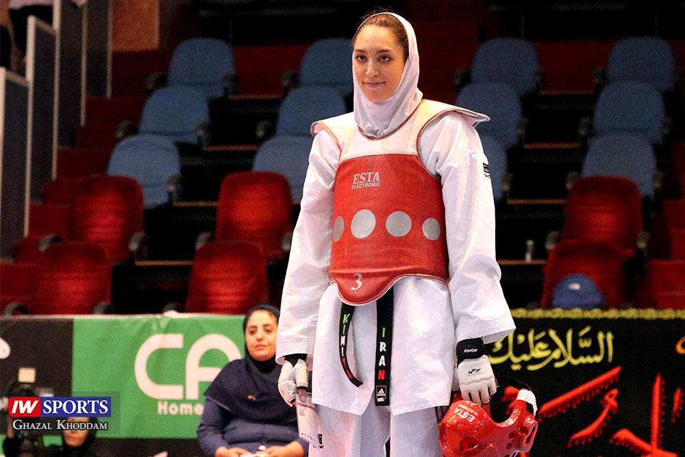 بازگشت کیمیا علیزاده 9 گزارش تصویری | روز بازگشت کیمیا علیزاده با طعم پیروزی و مصدومیت