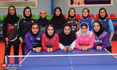 تمرین تیم ملی تنیس روی میز سوم آبان نود و هشت 400x240 ششم آوریل روز جهانی تنیس روی میز ؛ از عکسهای سیاه و سفید تا جوانهای پرامید