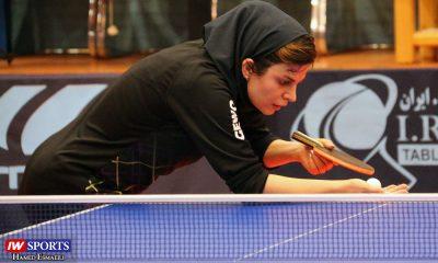 تمرین تیم ملی تنیس روی میز ندا شهسواری 400x240 دختران پینگ پنگ باز ایران راهی فنلاند شدند