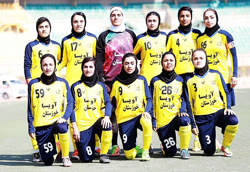 مصائب فوتبال بانوان در خوزستان | تیمی که نیامده منحل شد