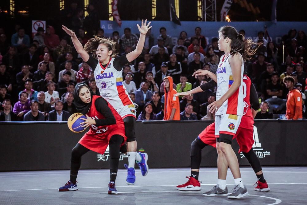 جام جهانی بسکتبال سه نفره زیر ۲۳ سال   شکست دختران ایران برابر آلمان و مغولستان
