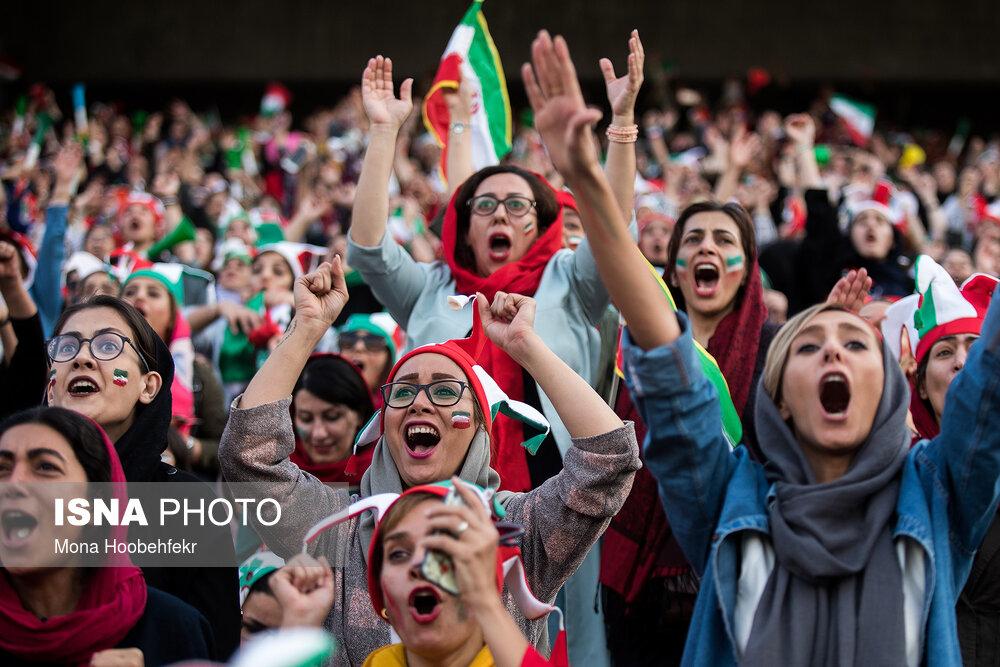 فیفا خواستار ورود زنان ایران به ورزشگاه در مسابقات لیگ شد