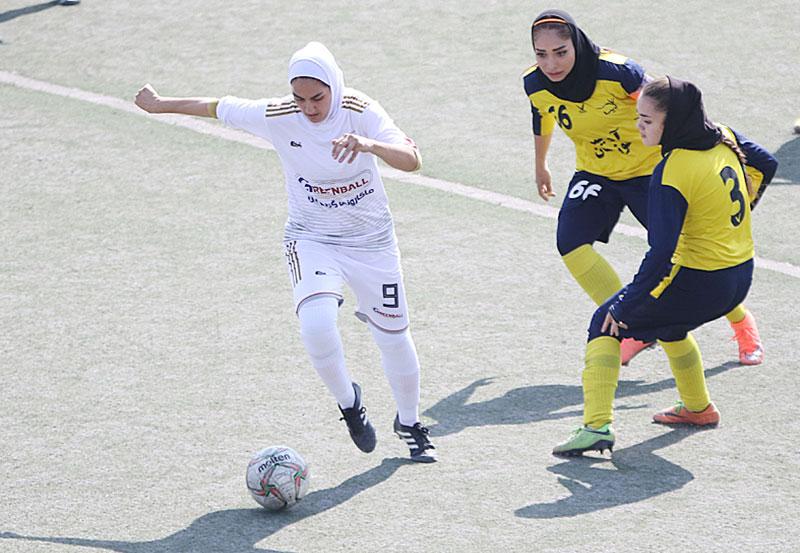 هفته چهاردهم لیگ برتر فوتبال بانوان | پیروزی پرگل برای شهرداری بم، وچان، سیرجان و سپاهان