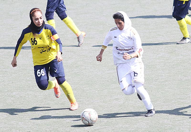لیگ برتر فوتبال بانوان در 2 گروه برگزار میشود