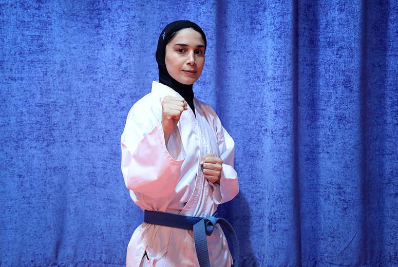 رزیتا علیپور لیگ جهانی کاراته مسکو | شگفتی سازی رزیتا علیپور با کسب طلا ؛ خوب شد ژیائو یان نبود!