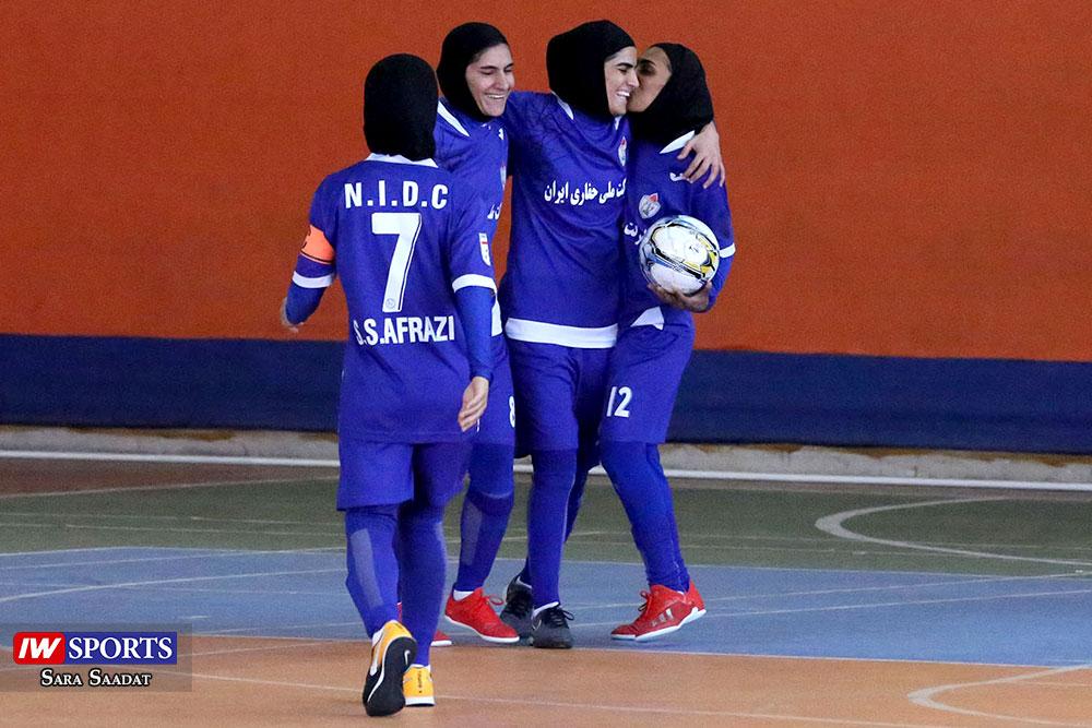 دور رفت نیمه نهایی لیگ برتر فوتسال | پیروزی حفاری بر سایپا و توقف خراسان برابر مس