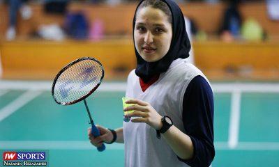 رومینا تاجیک در رنکینگ بدمینتون جوانان کشور 400x240 مرحله سوم رنکینگ بدمینتون بزرگسالان | نصف جهان برای رومینا تاجیک خوش یمن بود