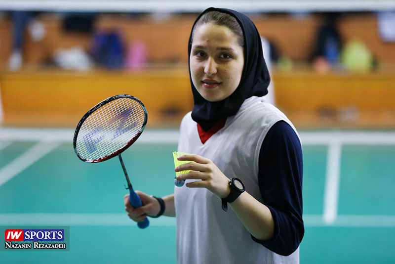 مرحله سوم رنکینگ بدمینتون بزرگسالان | نصف جهان برای رومینا تاجیک خوش یمن بود