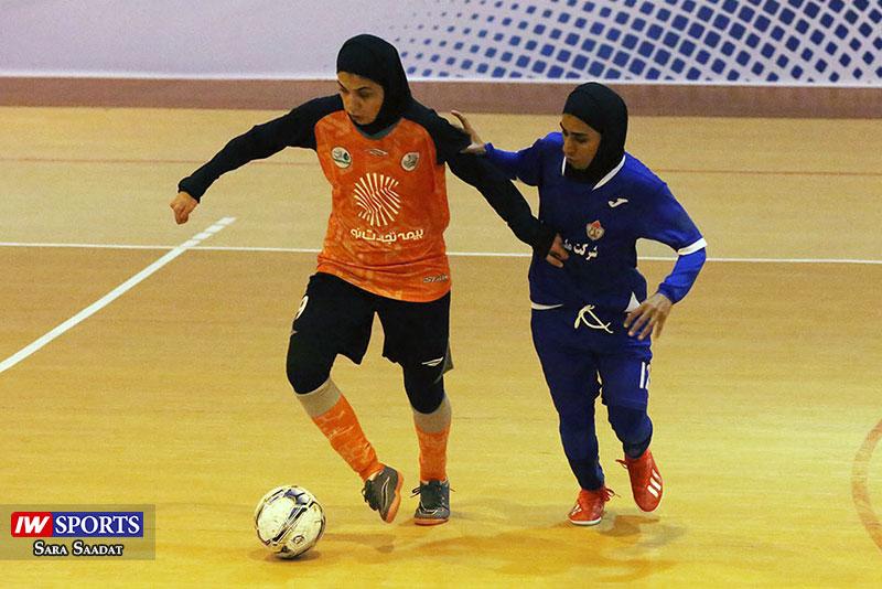 هفته نوزدهم لیگ برتر فوتسال | سایپا متوقف شد؛ دختران کویر در اصفهان شگفتی آفریدند