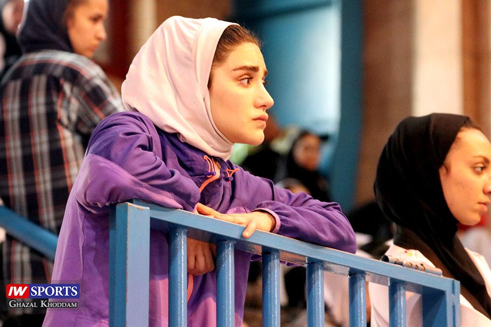 شروع بیرحمانه شهربانو دامغانی نژاد در لیگ تکواندو (تصاویر)