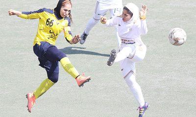 شهرداری بم آویسا خوزستان 400x240 هفته سوم لیگ برتر فوتبال | پیروزیهای یک طرفه بم، سیرجان و سپاهان؛ امان از شکاف طبقاتی