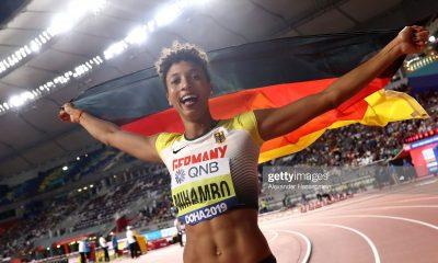 مالایکا میهامبو 400x240 در مسابقات دو و میدانی قهرمانی جهان در قطر چه گذشت؟